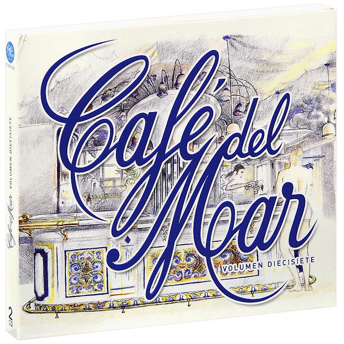 Cafe Del Mar. Volumen Diecisiete (2 CD) 2011 2 Audio CD