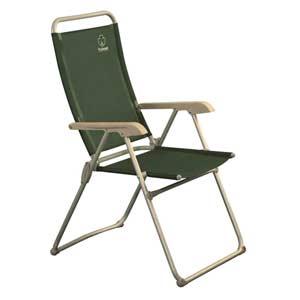Кресло складное Greenell FC-871081Складное кресло Greenell без регулировок. Изготовлено из сетчатого полиэстера. Легко моется, стойко к ультрафиолету.
