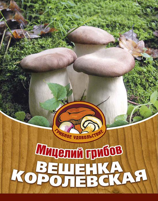 """Грибное удовольствие Мицелий грибов """"Вешенка королевская"""", 16 древесных палочек 10027"""