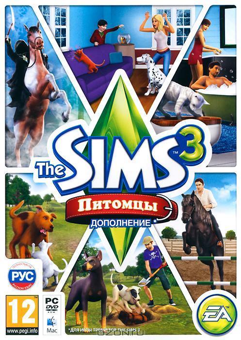The Sims 3: Дополнение - Питомцы