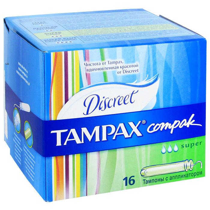 ������� ������� ������������� � ������������ Tampax Compak Super, 16 �� - TampaxTM-83711117������ - ���� �� ����� �������, ���������� � ����������� ������� ������ �� ����� ����������� ����.