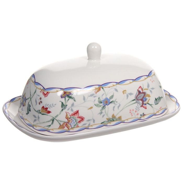Масленка БукингемIMB0360-A218ALМасленка Букингем, выполненная из высококачественной керамики, прекрасно подойдет для вашей кухни. Она предназначена для красивой сервировки и хранения масла.
