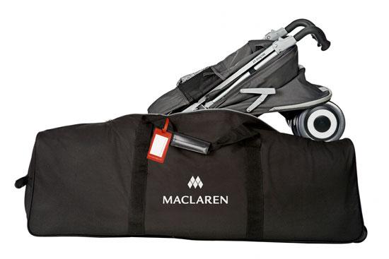 Сумка для коляски Maclaren, подходит для любой коляски Maclaren, кроме...