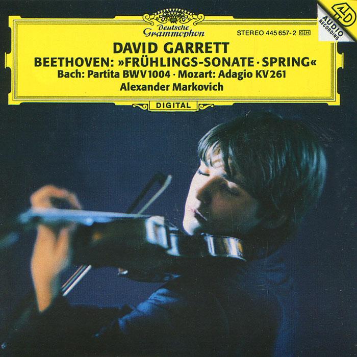 David Garrett, Alexander Markovich. Beethoven / Bach / Mozart
