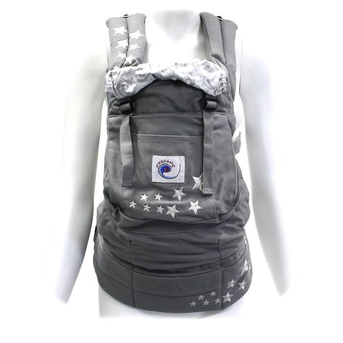 """Рюкзак-переноска """"ERGO Baby Carrier"""", цвет: серый"""