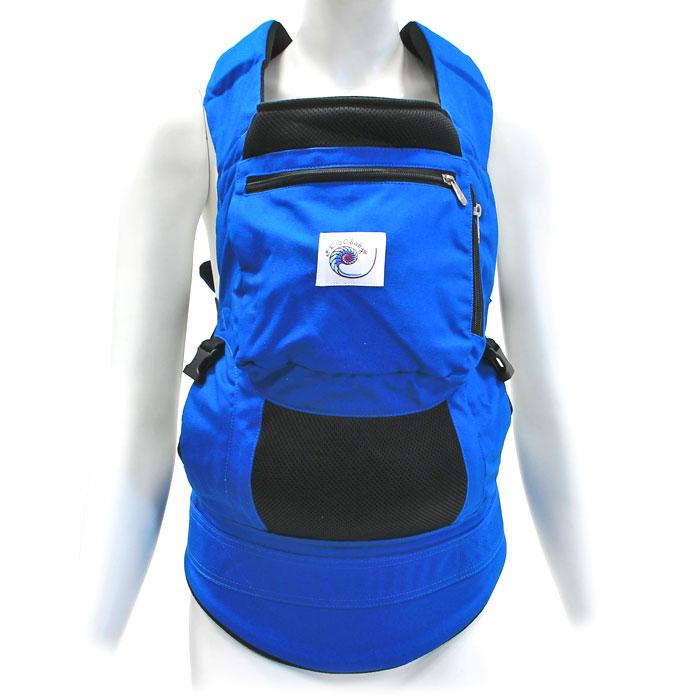"""Рюкзак-переноска """"ERGO Baby Carrier: Performance"""", цвет: синий ВСР42200"""