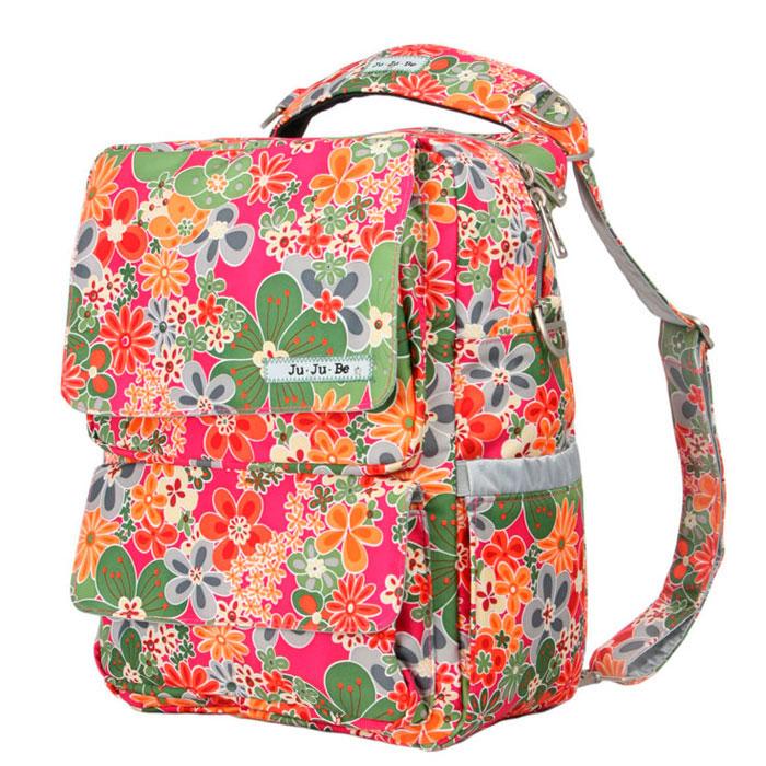 "Сумка-рюкзак для мамы на коляску JU-JU-BE  ""Packa Be Perky Periennials..."