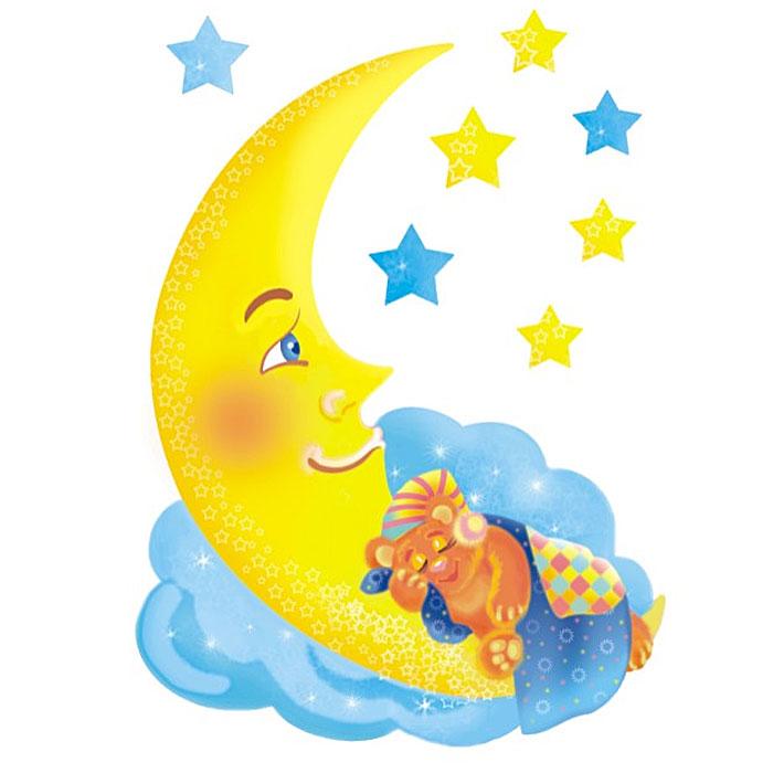 Украшение для стен и предметов интерьера Мишка на луне, светящееся в темнотеL 2029Украшение для стен и предметов интерьера Мишка на луне, состоящее из самоклеющихся элементов с изображением мишки на луне и звездочек, поможет вам украсить интерьер вашего дома и проявить индивидуальность. Декоретто - уникальный способ легко и быстро оживить интерьер, добавить в него уют и радость. Для вас открываются безграничные возможности проявить творчество и фантазию, придумать оригинальный дизайн, придать новый вид стенам и мебели. В коллекции Декоретто вы найдете украшения для любых городских и дачных интерьеров: детских, гостиных, спален, кухонь, ванных комнат. Представленное украшение светится в темноте: днем рисунки поднимают настроение яркими красками, а в темноте на них появляются светящиеся контуры, комната становится уютнее, и детям интересно засыпать в такой необычной светящейся компании. Контуры аппликации покрыты люминофором - составом, который накапливает дневной свет (абсолютно безвредный). Особенности украшений Декоретто: ...