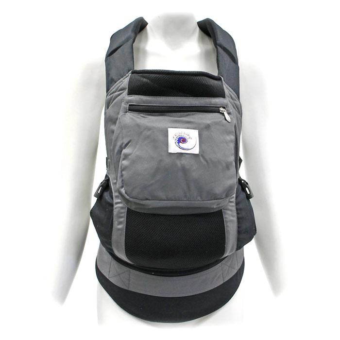 "Рюкзак-переноска ""ERGO Baby Carrier: Performance"", цвет: серый, черный"