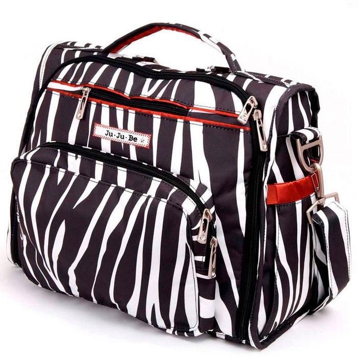 Сумка-рюкзак для мамы Ju-Ju-Be BFF Safari Stripes.