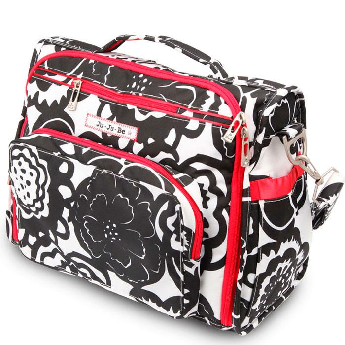 Сумка-рюкзак для мамы Ju-Ju-Be BFF Onyx Blossom.