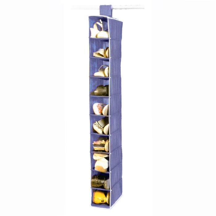 """Mex Limited Саше подвесное  """"Welton """" для обуви, 10 отделений.  Предыдущая."""