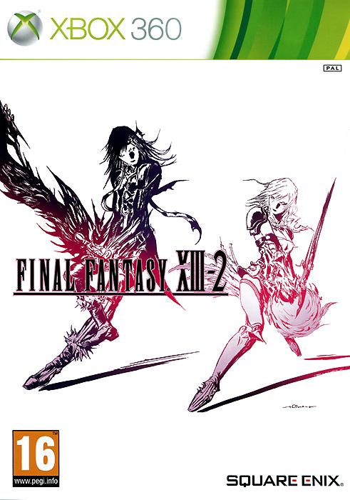 Zakazat.ru: Final Fantasy XIII-2