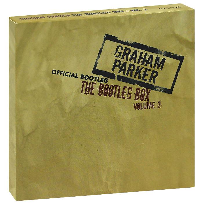 Graham Parker. The Bootleg Box. Volume 2 (6 CD)