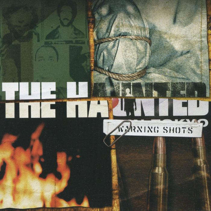 The Haunted. Warning Shots (2 CD)