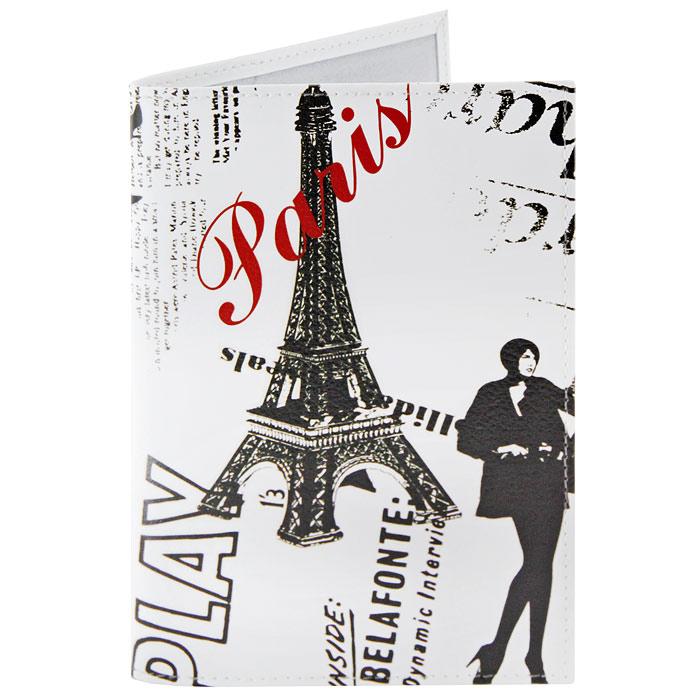 Обложка для паспорта Perfecto Париж-3. PS-GL-0017PS-GL-0017Обложка для паспорта Париж-3, выполненная из натуральной кожи, оформлена изображением Эйфелевой башни и яркой текстографией. Такая обложка не только поможет сохранить внешний вид ваших документов и защитит их от повреждений, но и станет стильным аксессуаром, идеально подходящим вашему образу. Яркая и оригинальная обложка подчеркнет вашу индивидуальность и изысканный вкус. Обложка для паспорта стильного дизайна может быть достойным и оригинальным подарком.