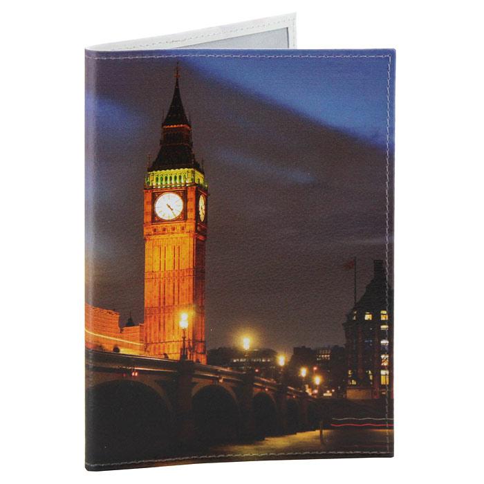 Обложка для паспорта Perfecto Вечерний Лондон. PS-PR-0035PS-PR-0035Обложка для паспорта Вечерний Лондон, выполненная из натуральной кожи, оформлена изображением городского пейзажа. Такая обложка не только поможет сохранить внешний вид ваших документов и защитит их от повреждений, но и станет стильным аксессуаром, идеально подходящим вашему образу. Яркая и оригинальная обложка подчеркнет вашу индивидуальность и изысканный вкус. Обложка для паспорта стильного дизайна может быть достойным и оригинальным подарком. Характеристики: Материал: натуральная кожа, пластик. Размер (в сложенном виде): 9,5 см x 13,5 см. Производитель: Россия. Артикул: PS-PR-0035.