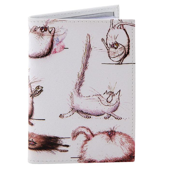 Визитница Perfecto Кот, кот, кот!. VZ-CT-0003VZ-CT-0003Компактная визитница Кот, кот, кот! - стильная вещь для хранения визиток. Обложка визитницы выполнена из натуральной кожи и оформлена забавным изображением котов и кошек. Визитница предназначена для хранения 18 визиток. Характеристики: Материал: натуральная кожа, пластик. Размер визитницы: 7 см x 10,5 см. Производитель: Россия. Артикул: VZ-CT-0003.