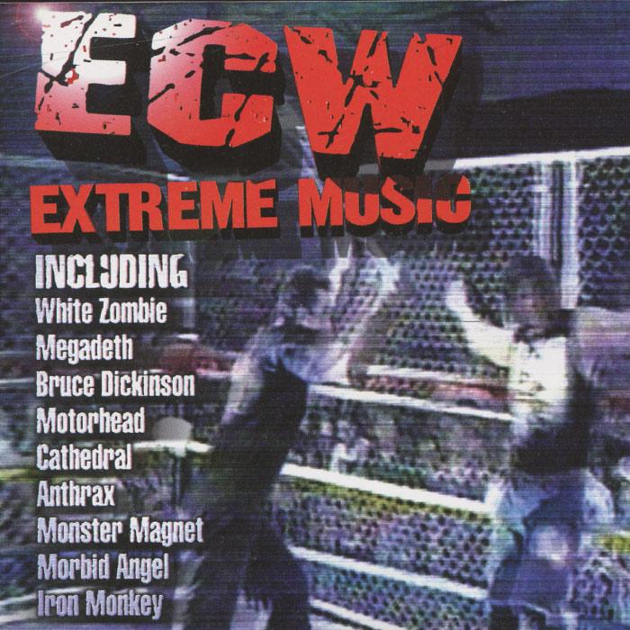Ecw: Extreme Music