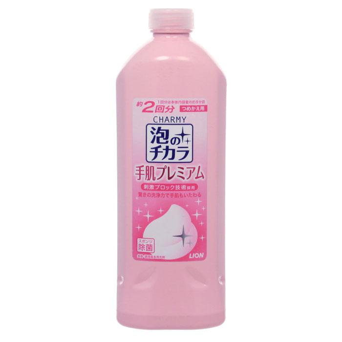 Средство для мытья посуды Lion Charmy Extra Premium антибактериальное, наполнитель, 380 мл043782Средство для мытья посуды Lion Charmy Awa no Chikara прекрасно справляется с любыми остатками пищи и жиром. Предназначено для мытья посуды, кухонной утвари, а также для удаления бактерий с губки. Обладает антибактериальным действием. Меры предосторожности: использовать только для мытья посуды и кухонной утвари. Для людей с чувствительной кожей рук рекомендуется использовать перчатки. Хранить в недоступном для детей месте. Характеристики: Объем: 380 мл. Производитель: Япония. Артикул: 043782. Японская бытовая химия - это эффективность, высочайшее качество, экономичность и безопасность применения. Компания Lion, основанная в октябре 1891 г, является одним из лидеров в Японии по производству косметической продукции и бытовой химии. Четыре исследовательских центра компании постоянно занимаются разработкой новой продукции, а также совершенствованием уже имеющейся. Компания Lion стремиться к тому, чтобы делать жизнь людей счастливее и...