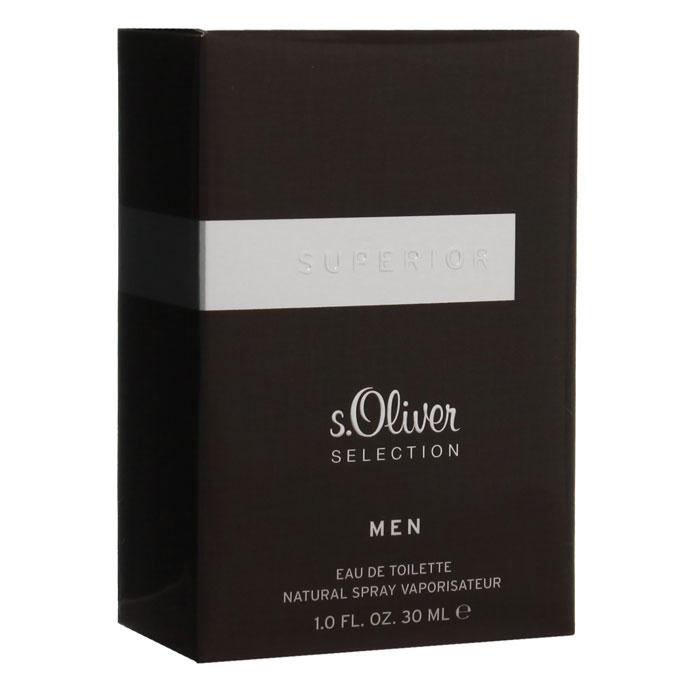 S.Oliver Superior Men. Туалетная вода, 30 мл4011700858002Аромат S.Oliver Superior Men посвящен современному городскому и независимому мужчине, который получает удовольствия от жизни всегда и по максимуму. Порой ему кажется что есть только Он и аромат Superior Men. Флакон аромата Superior Men выполнен из прозрачного стекла и декорирован металлическими пластинами с названием аромата. Крышечка и внешняя упаковка выполнены в благородных оттенках кофе и серебра. Классификация аромата: цитрусовый, пряный, древесный. Пирамида аромата: Верхние ноты: бергамот, лимон, грейпфрут. Ноты сердца: кардамон, розмарин, фиалковый корень. Ноты шлейфа: кедр, ветивер, бальзамические ноты. Ключевые слова: Городской, яркий, пикантный, независимый!