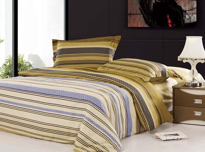 Комплект белья SL (2-х спальный КПБ, сатин, наволочки 50х70). 0859608596Комплект постельного белья из сатина Soft Line состоит из пододеяльника на застежке-молнии, простыни и двух наволочек. Пододеяльник и наволочки выполнены путем комбинирования двух расцветок. Расцветку нижней ткани, а также простыни смотрите на изображении 2. Комплект вложен в подарочную коробку. Сатин - это ткань из 100% натурального хлопка. Мягкость и нежность материала создает чувство комфорта и защищенности. Классический натуральный природный материал делает это постельное белье нежным, элегантным и приятным.