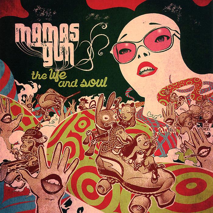 Zakazat.ru: Mamas Gun. The Life And Soul
