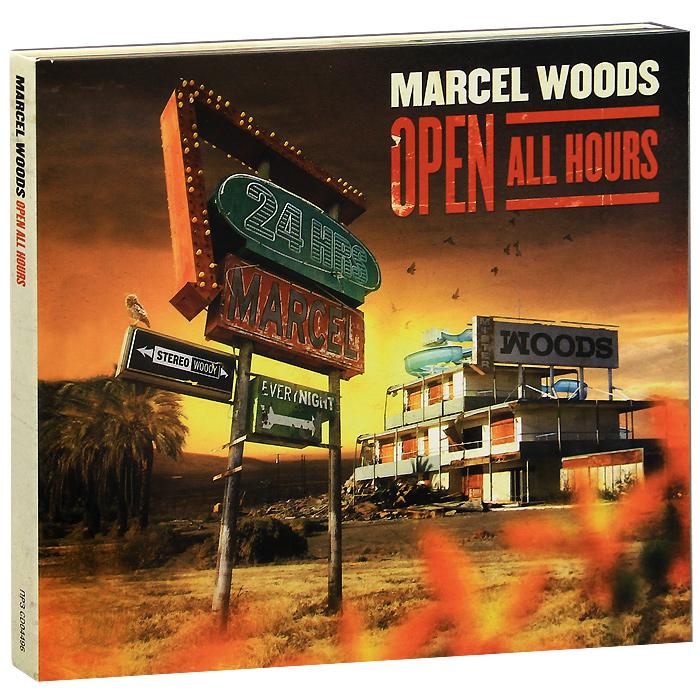 Marcel Woods. Open All Hours (2 CD) 2012 Audio CD