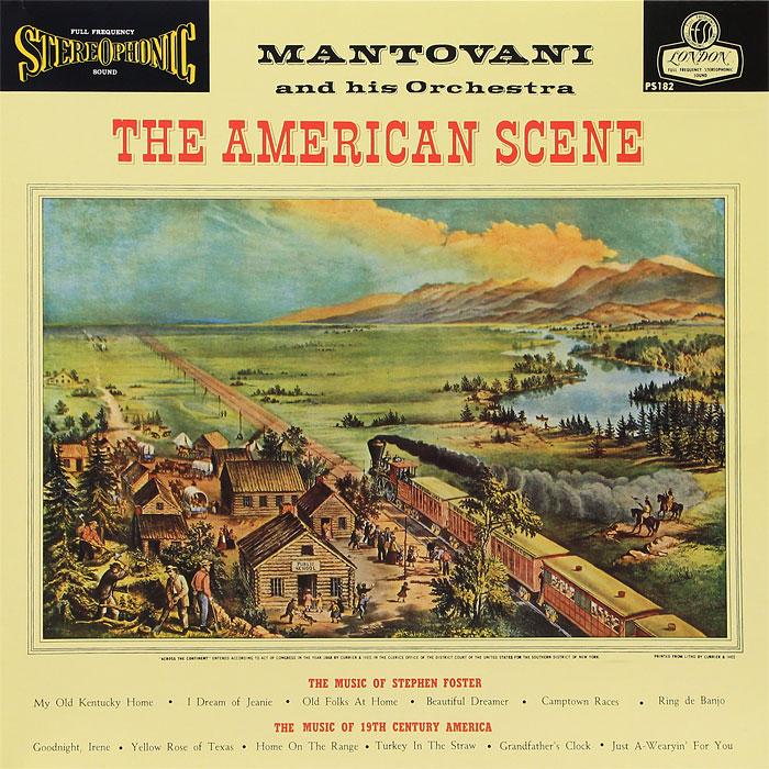 Zakazat.ru Mantovani And His Orchestra. The American Scene (LP)