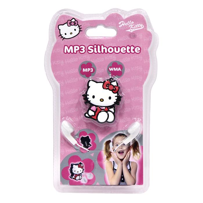 MP3-плеер Hello Kitty, 2 Gb. HEM060CHEM060CMP3-плеер Hello Kitty, выполненный в виде фигурки всеми любимой очаровательной кошечкой, сочетает в себе эффектный дизайн и портативность. Плеер, работающий от аккумулятора, подключается через USB-кабель для загрузки музыки с ПК или ноутбука. Наушники входят в комплект. Возможности плеера: · Загрузка до 500 песен · Воспроизведение файлов в форматах MP3 и WMA · Загрузка музыки с компьютера по USB кабелю · Воспроизведение/Пауза, Следующий трек и Предыдущий трек · Встроенная аккумуляторная батарея. Характеристики: Объем памяти: 2 Гб. Размер: 4,5 см x 5 см x 1,5 см. Музыкальные форматы: MP3, WMA. Операционная система: MS Windows 2000, XP, Vista, Windows 7. Размер упаковки: 13 см x 21 см x 2,5 см. Изготовитель: Китай.