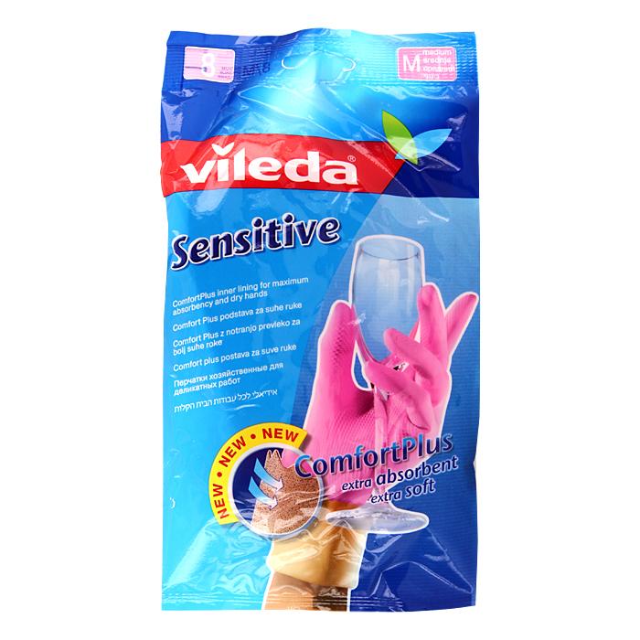 Перчатки для деликатных работ Vileda