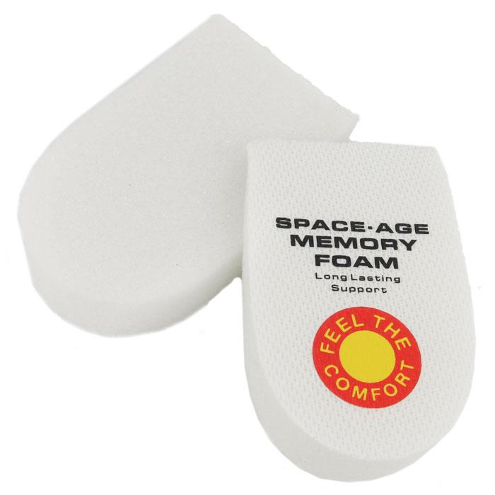 Стелька-подушка Bradex, с памятью, 2 штKZ 0053Стелька-подушка Bradex уменьшает нагрузку на позвоночник, амортизирует всю поверхность пятки и подходит для предупреждения и борьбы с пяточными шпорами. Стелька создана для разгрузки пятки во время выполнения спортивных упражнений или долгой ходьбы. Стелька изготовлена из специальной пены, способной реагировать на температуру тела и запоминать форму стопы, располагая ее корректным образом.