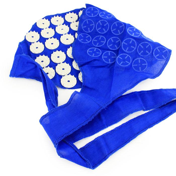 Аппликатор игольчатый BradexKZ 0001Аппликатор Bradex предназначен для снятия болей в мышцах, суставах и позвоночнике, для нормализации деятельности сердечно-сосудистой, дыхательной и нервной систем, желудочно-кишечного тракта, а также для повышения тонуса кожи и работоспособности организма. Аппликатор является прибором индивидуального пользования, и принцип его работы заключен в том, что на рефлекторные участки тела воздействуют маленькие иголочки (5-8 мм), находящиеся на тканевом коврике. Аппликатор полезно периодически использовать как при острых, так и при хронических болях, прикладывая его к необходимой области. Характеристики: Материал: текстиль, пластик. Размер рабочей поверхности: 31 см х 18 см. Длина завязки: 45 см. Размер упаковки: 12 см х 16 см х 2 см. Производитель: Китай. Артикул: KZ0001.