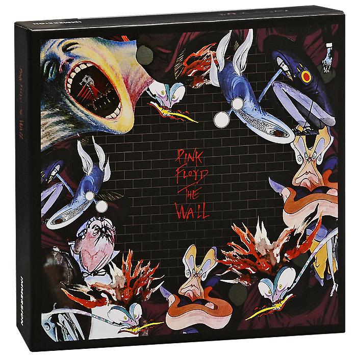 Pink Floyd. The Wall (6 CD + DVD)