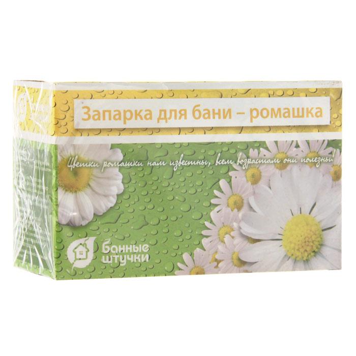 """ЛинкГрупп Трейд Запарка для бани """"Цветки ромашки"""", 20 фильтр-пакетов"""