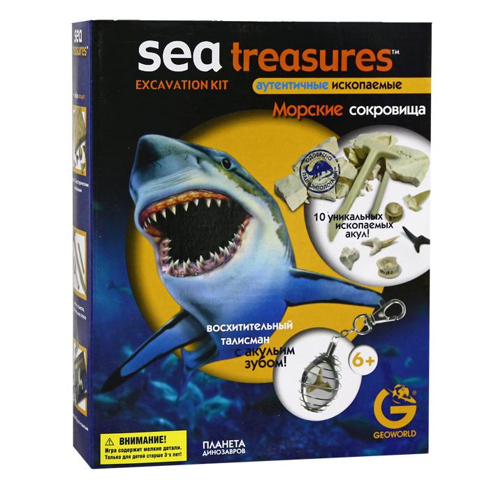 """Geoworld Игровой набор """"Морские сокровища: Акулий зуб"""""""