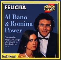 Al Bano & Romina Power. Felicita