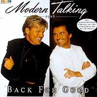 Modern Talking. Back For Good (The 7th Album)