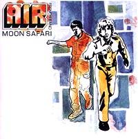 Air. Moon Safari 1998 Audio CD