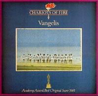 Vangelis. Chariots of Fire 1981 Audio CD