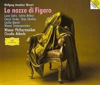 Claudio Abbado. Mozart: The Marriage Of Figaro 1995