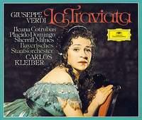 Giuseppe Verdi. La Traviata. Carlos Kleiber 1985 2 Audio CD