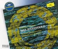 Richard Wagner. Das Rheingold. Herbert von Karajan 1998 2 Audio CD