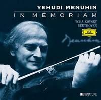 Wilhelm Kempff - piano. Yehudi Menuhin - violin.