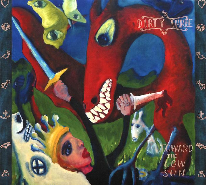 Издание содержит небольшую раскладку-постер и CD с аналогичным списком треков.