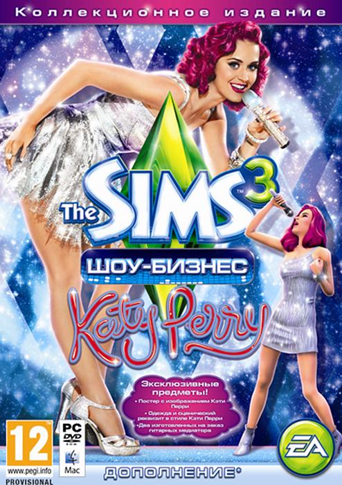 The Sims 3: Шоу-бизнес. Katy Perry