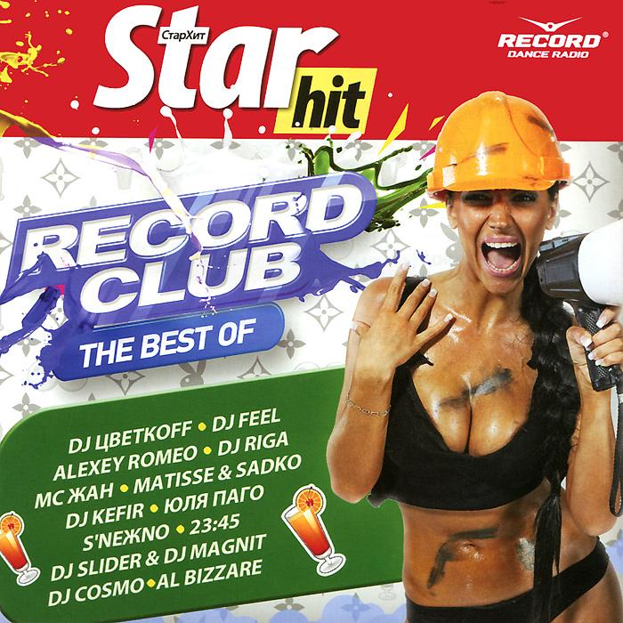 Star Hit. Record Club 2012 Audio CD