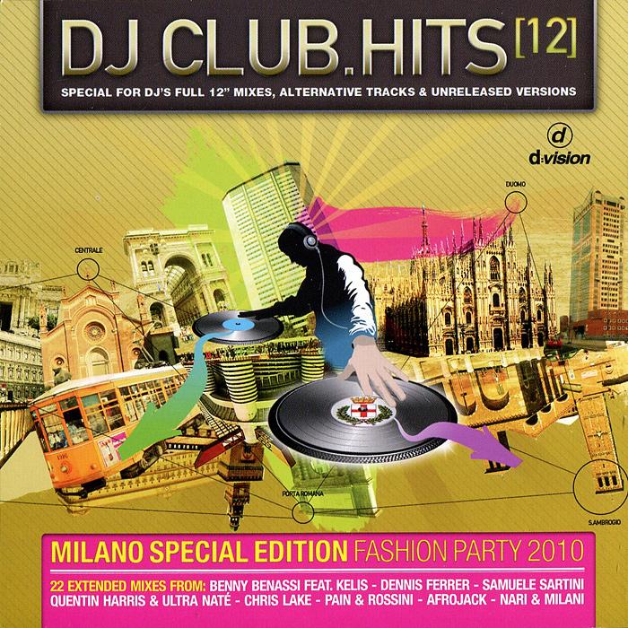 DJ Club.Hits (12) (2 CD) 2012 2 Audio CD