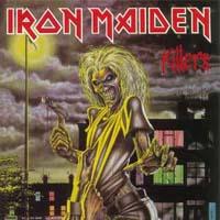 Iron Maiden. Killers