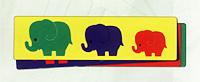 Слоники. Мягкая мозаика45331Мозаики и конструкторы настолько универсальны и практичны, что с ними можно играть практически везде. Для производства игрушек используется современный, легкий, эластичный, прочный материал, который обеспечивает большую долговечность игрушек, и главное –является абсолютно безопасным для детей. К тому же, благодаря особой структуре материала и свойству прилипать к мокрой поверхности, мягкие конструкторы и мозаики являются идеальной игрушкой для ванны. Способствует развитию у ребенка мелкой моторики, образного и логического мышления, наблюдательности. Производственная фирма `Тедико` зарекомендовала себя на рынке отечественных товаров как производитель высококачественных конструкторов и мозаик серии `Флексика`. Богатый ассортимент включает в себя игрушки для малышей и детей старшего возраста. Размер: 27 см х 7,5 см х 1 см.